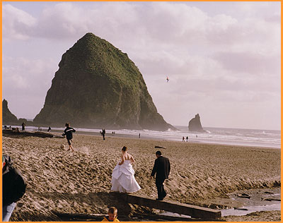 Oregon Coast Wedding Photography by Jim Stoffer