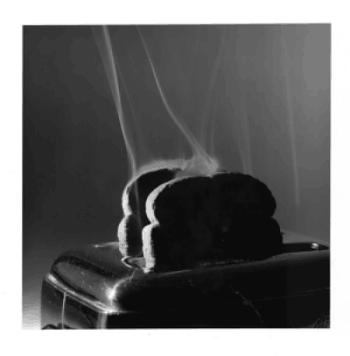 The Toaster photo series by Jim Stoffer Photography
